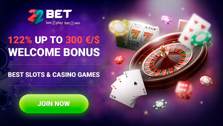 22BET Casinoの技術的メリット