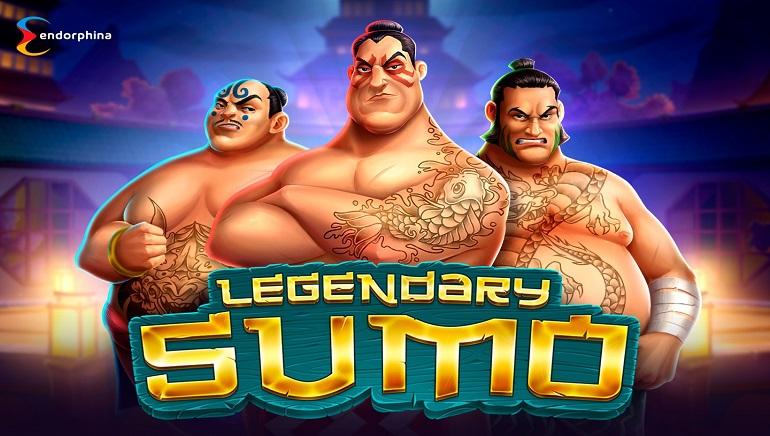 Endorphina社の新作Legendary Sumoスロットで日本の国技がオンラインカジノに到来