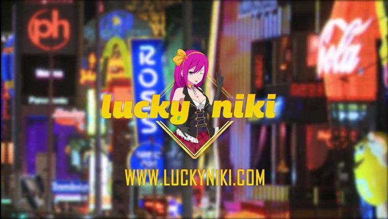 アニメをテーマにしたLucky Niki 新オンラインカジノのオープンです!