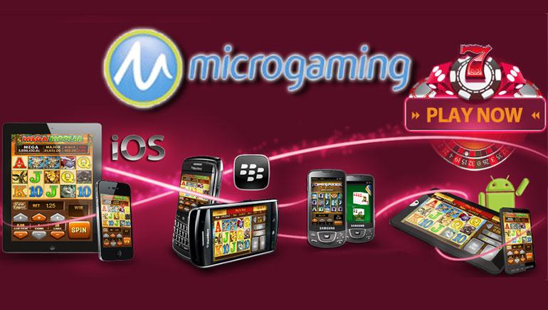 Microgaming  が新しいモバイルゲームをリリース
