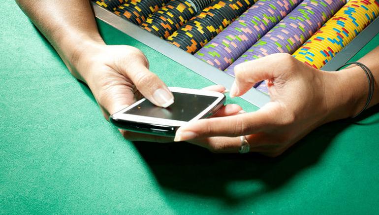 スマートフォン対応カジノ