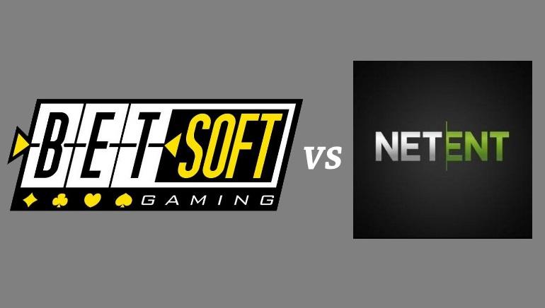 ソフト開発会社間のバトル:NetEnt 対 BetSoft