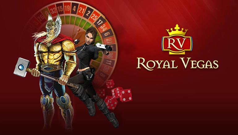 Royal Vegas Casino を日本語で利用できます