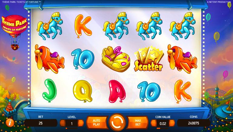 slots online casinos theme park online spielen